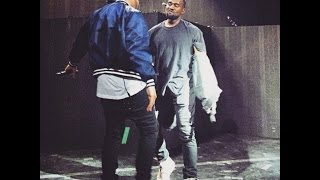 Drake and Kanye Ask Fans If They Are Ready for their Collab Album Together. thumbnail