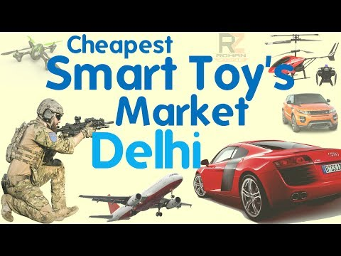 Smart Toys Market |  Delhi | Cheap Price |Vlog#1