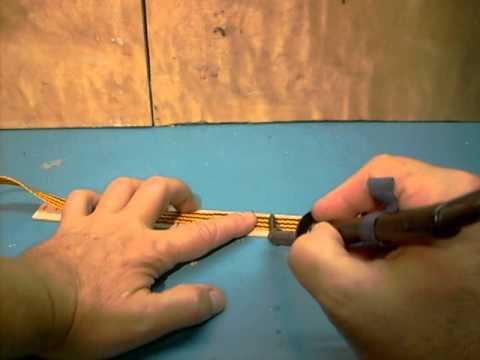 224Георгиевские ленты своими руками из бисера