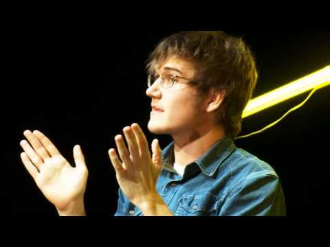 Bo Burnham meets Tim Key