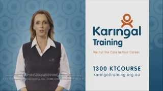 Karingal Training Commercial