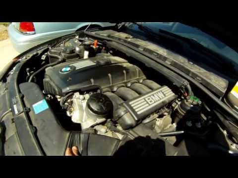 2008 BMW 328i Oil Service