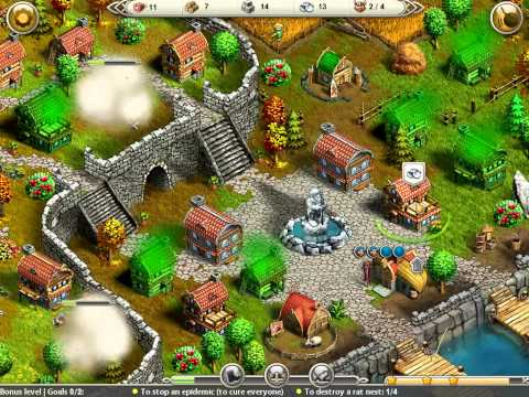 Viking Saga 2: New World - Bonus Level 1