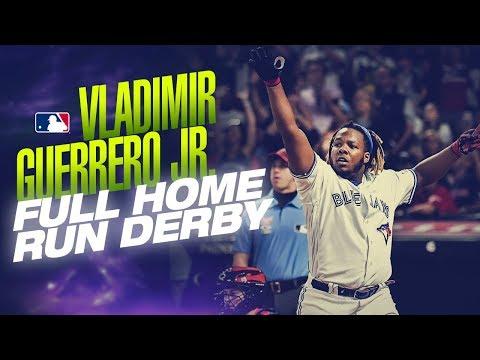 Vlad Jr's 2019 Home Run Derby Highlights