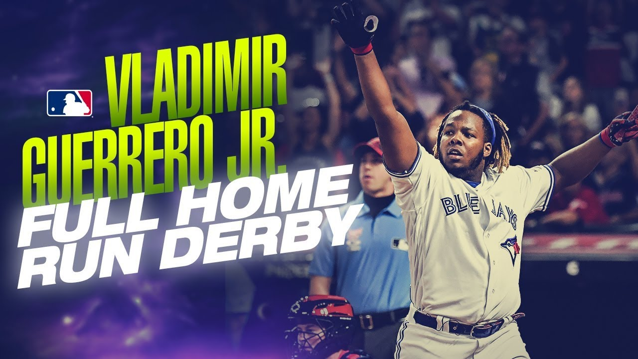 Longest Home Runs 2020.Vlad Jr S 2019 Home Run Derby Highlights