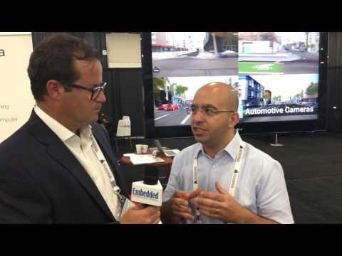 Cognata booth video at TU Automotive Detroit