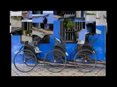 Visit Blue Mansion -  Cheong Fatt Tze Mansion -  George Town, Penang Malaysia.
