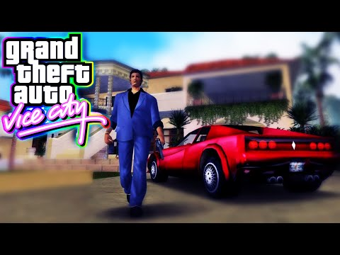 GTA Vice City - Alergam prin ORAS !!