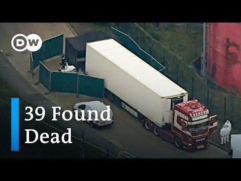 Sharon Gomez - 39 cuerpos fueron encontrados en un vagón!