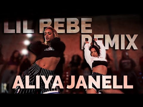 Lil Bebe remix | Dani Leigh featuring Lil Baby | Aliya Janel