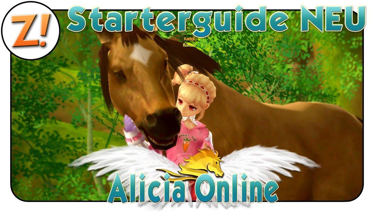 Alicia Online Deutsch