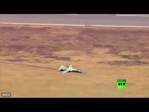 تحطم طائرتين حربيتين في قاعدة جوية أمريكية  - نشر قبل 1 ساعة