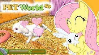 Игра PetWorld 3D - лечим животных в приюте
