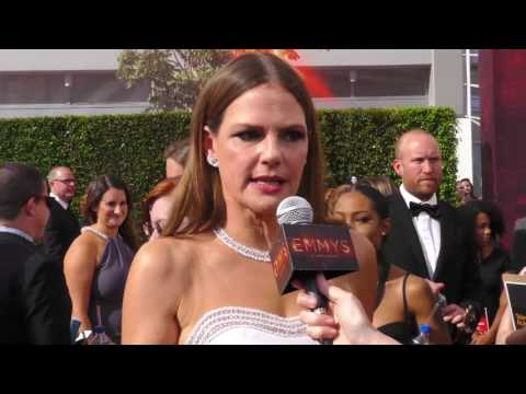 """Suzanne Cryer on working with the ensemble cast on """"Silicon Valley"""" - 2016 Primetime Emmys"""