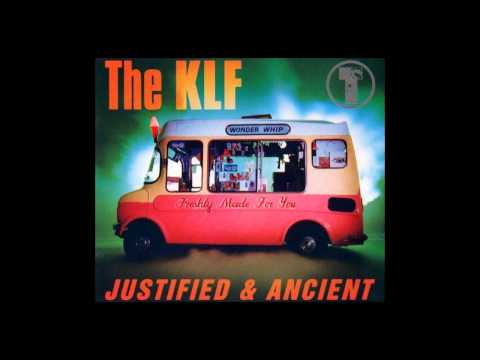 The KLF feat. Tammy Wynette - justified and ancient (Stand by the Jams 12'' Mix) [1991]