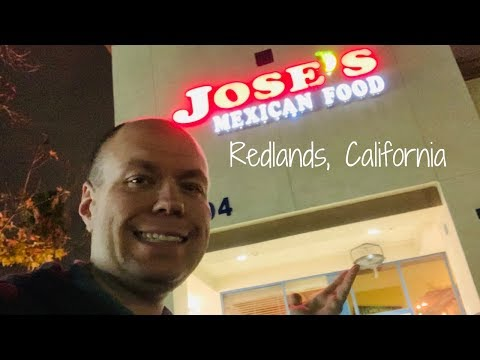 Jose's Mexican Food – Redlands, California