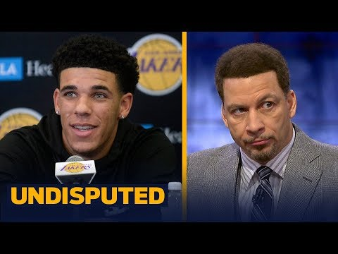 Download Youtube: Is Lonzo Ball good enough to lead the Lakers to the playoffs in his rookie year? | UNDISPUTED