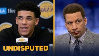 Is Lonzo Ball good enough to lead the Lakers to the playoffs in his rookie year? | UNDISPUTED