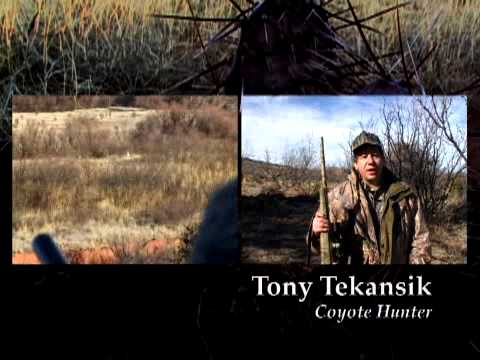 Coyote Hunting In New Mexico - Keith Warren