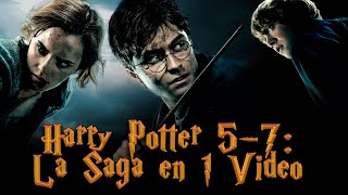 Harry Potter: La Saga en 1 Video (PARTE 2)