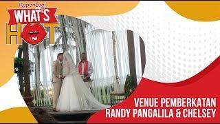 Menikah, Seperti Apa Suasana Venue Pemberkatan Randy Pangalila & Chelsey Adrienne?