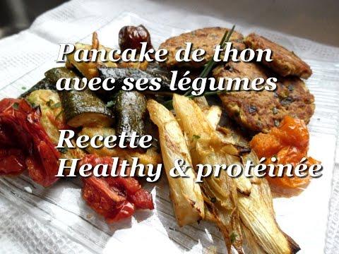 recette-de-pancakes-de-thon..proteinee-&-healthy!!!