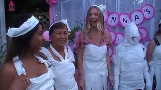 видео Зачем нужен девичник перед свадьбой?