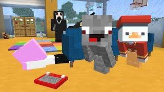 Wir Verstecken uns vor dem Killer! Minecraft Babycraft [Deutsch/HD] Minecraft Film Deutsch