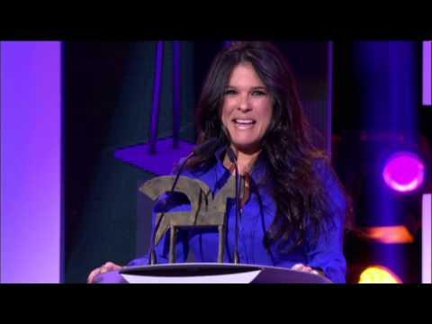 Martha recibe el Premio Ondas 2013