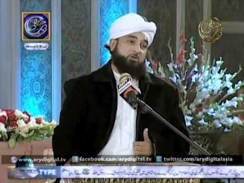 Shan e Mustafa - Muhammad Raza Saqib Mustafai - Qtv ARY Digital Program 3 Jan 2015