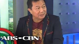Alvarez says some senators have presidential ambitions