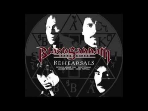 Black Sabbath - Dehumanizer Rehearsals - Full
