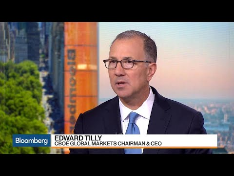 Cboe CEO Tilly On Launch Of Bitcoin Futures Contracts