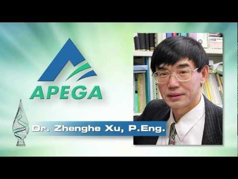 2012 Frank Spragins Technical Summit Award - Zhenghe Xu, P.Eng., PhD