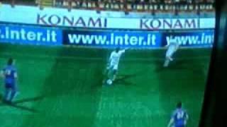 Gol de tijera PES 2011 Ser una Leyenda.