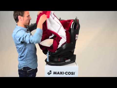 Maxi-Cosi Tobi | How To Remove The Cover