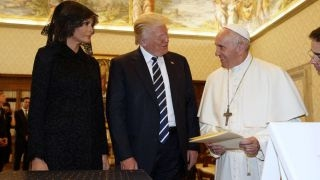 Fmr. U.S. Amb. to the Holy See Rep. Rooney on Trump's visit with the Pope