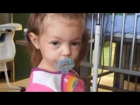 Toddler survives alone for days after grandmother dies