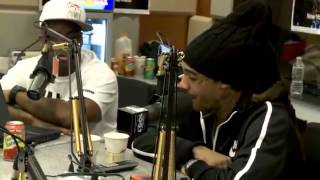 Gunplay On Power 105.1 The Breakfast Club Speaking On His Drug Use and Being a Goon 6_13_2012