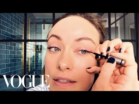 Olivia Wilde's Simple & Natural Beauty Routine  Beauty Secrets  Vogue