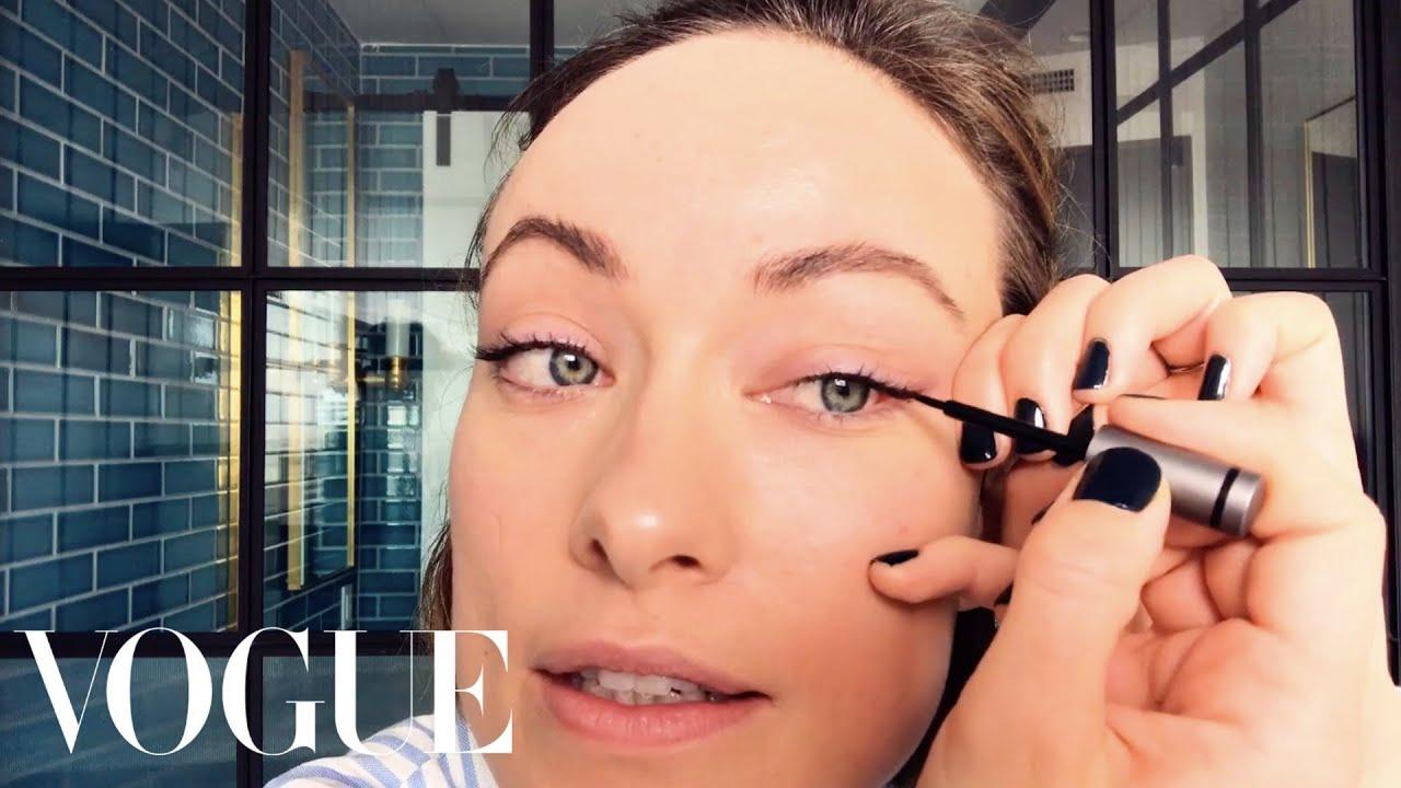 26db01687758e Olivia Wilde's Simple & Natural Beauty Routine | Beauty Secrets | Vogue