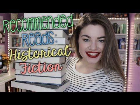 TOP 10 HISTORICAL FICTION READS | Recommended Reads