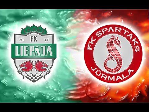 FK Liepāja/Mogo - FK Spartaks Jūrmala (26.08.2017)
