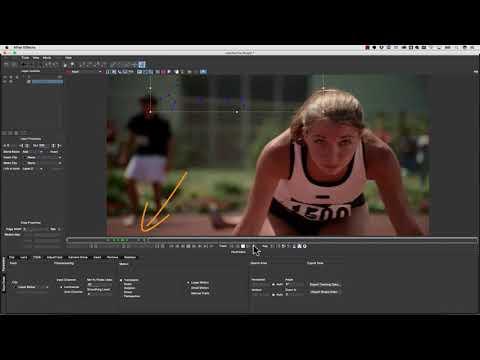 Mocha Tips: Explore Shape Based Tracking