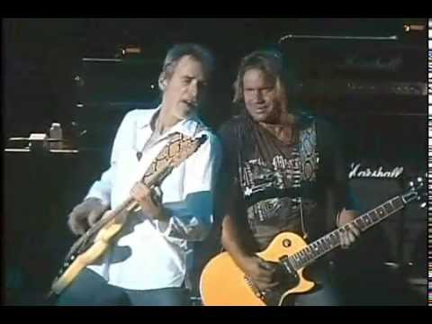 FOGHAT  Fool For The City  2007 Live