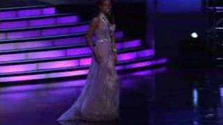 Miss Rhode Island USA gown
