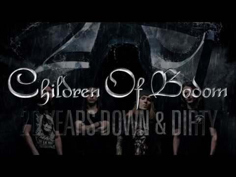 CHILDREN OF BODOM - '20 Years Down And Dirty' Anniversary  Europe Tour (OFFICIAL)
