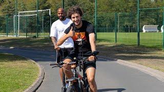 Le FC Girondins de Bordeaux se mobilise pour la semaine de l'éco-mobilité