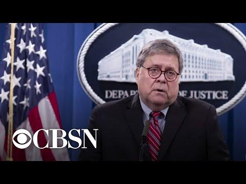 Trump Justice Department seized House Democrats' data