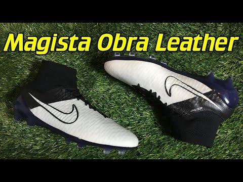 K-Leather Nike Magista Obra (Tech Craft Pack) Light Bone/Black - Review + On Feet
